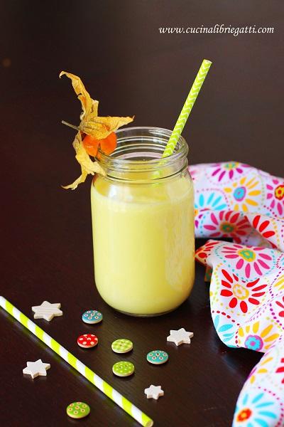 smoothie ananas cocco