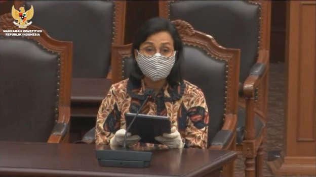 Semester II Tahun 2021, Sri Mulyani Buru Utang Baru Rp515, 1 Triliun