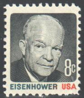 8c Dwight Eisenhower
