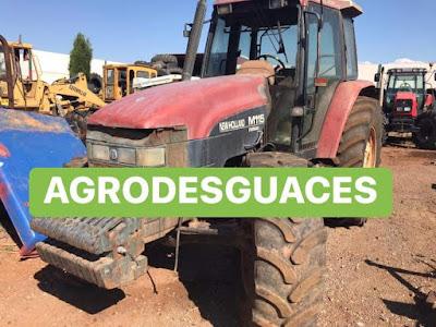 Agrodesguaces recambios agricolas