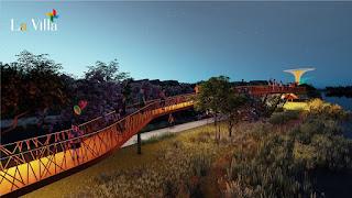 dự án Lavilla Green City và những cái nhất