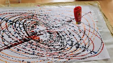 Slikanje z nihalom