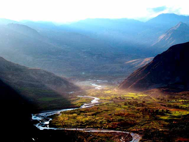 Destino turístico Ecuador El Valle del Chota