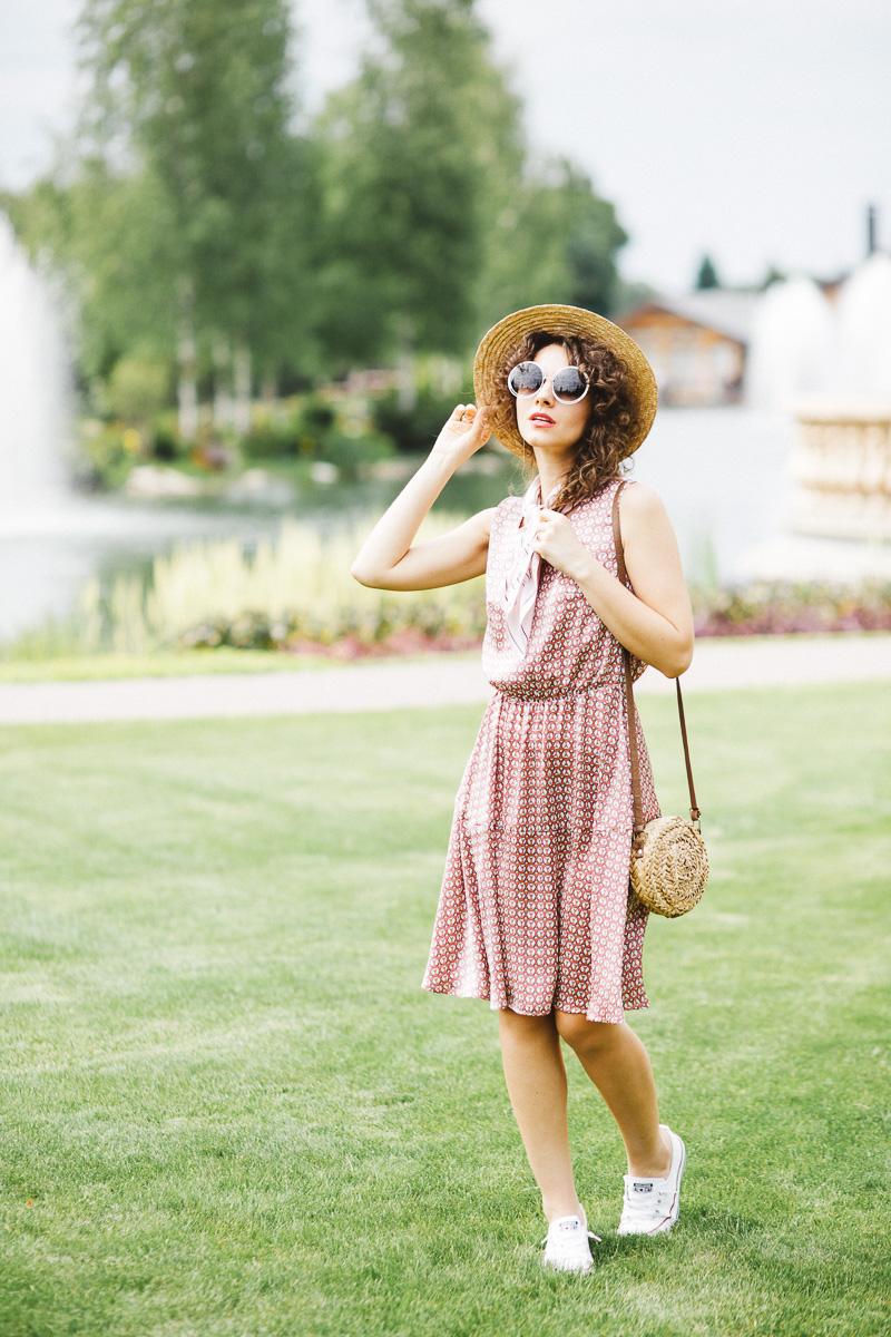 как одеваться стильно летом