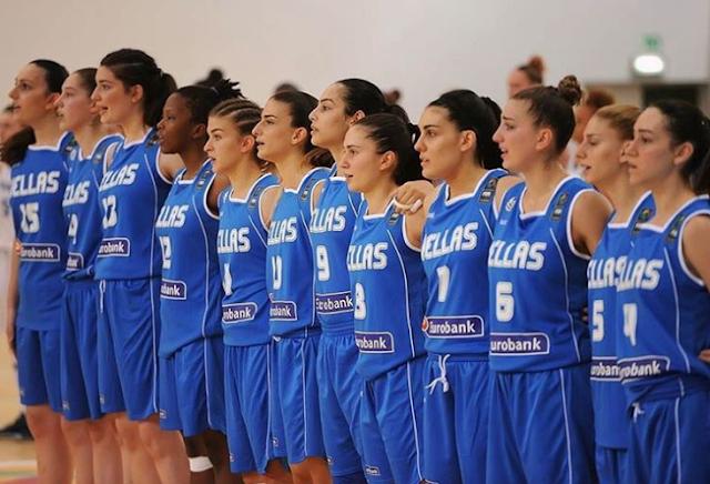 H κόρη του Παναγιώτη Φασούλα είναι 1,97 και θα παίξει στην Εθνική Ελλάδος