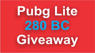 How To Get Free BC In Pubg Lite, M Decision