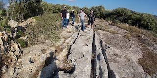 Cart Ruts, isla de Gozo.