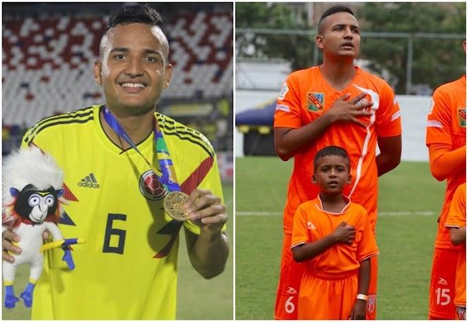 Iván Rojas: El tolimense convocado a la Selección Colombia Sub-23 para amistosos ante Brasil y Argentina