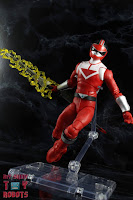 Power Rangers Lightning Collection Time Force Red Ranger 35