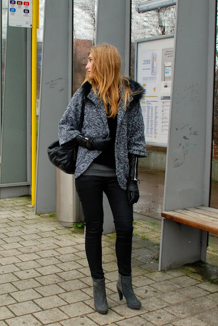Outfit Polished Cats Winter coat
