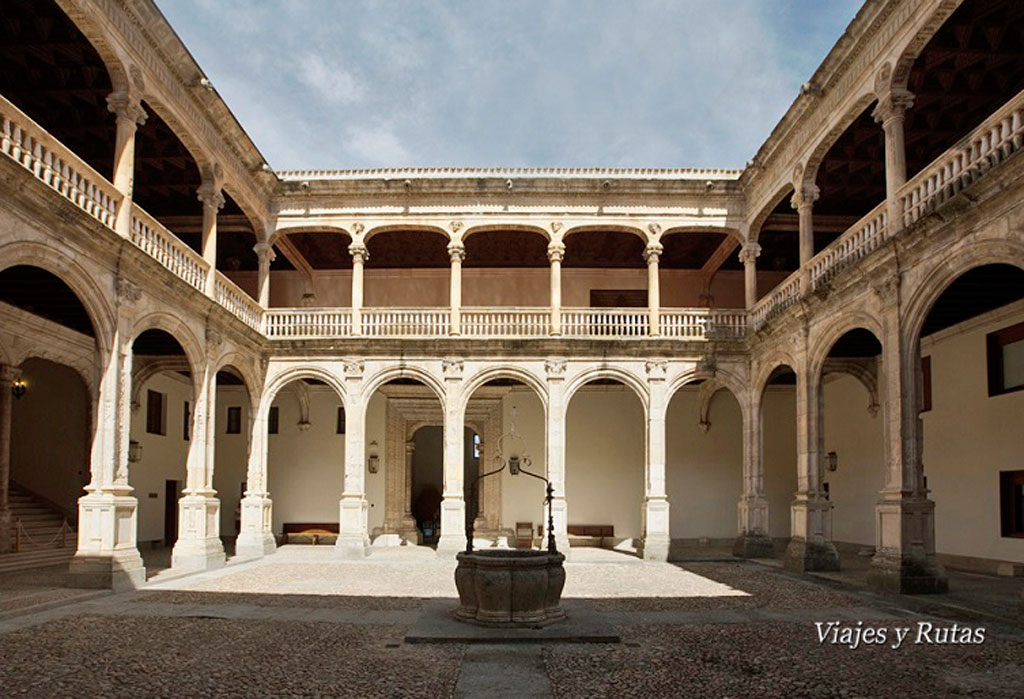 Palacio de los Condes de Miranda o de Avellaneda, Peñaranda de Duero