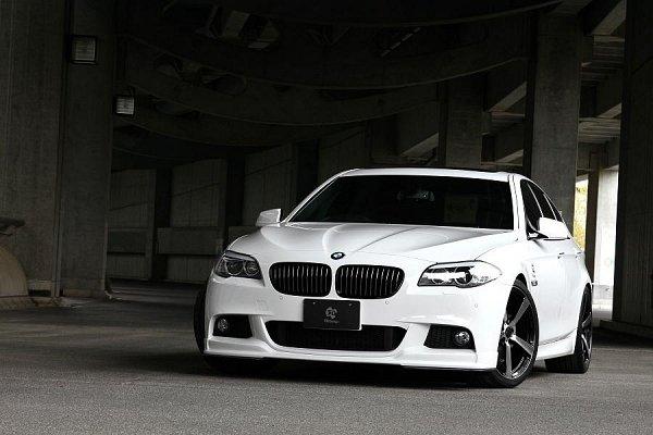 Wallpaper Mobil Sport Modifikasi 3d: 3D Design BMW 5-Series M-Sport Aero Package