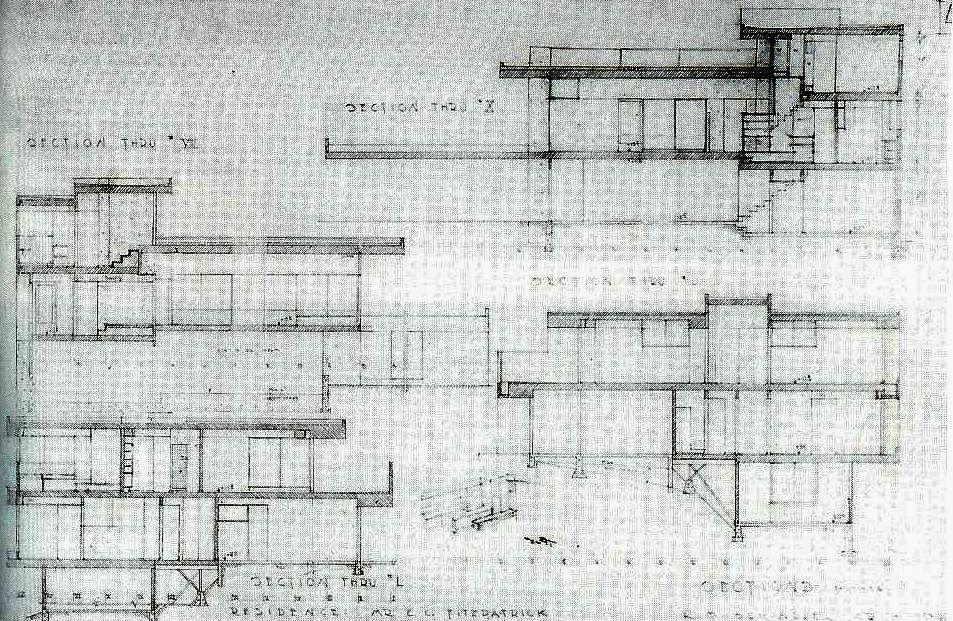 southern california architectural history: fitzpatrick house, 1936