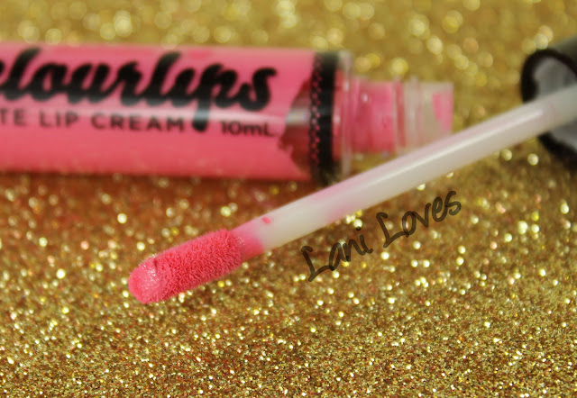 Australis Velourlips Matte Lip Cream - RO-MA Swatches & Review