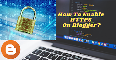 How to enable HTTPS on Blogger