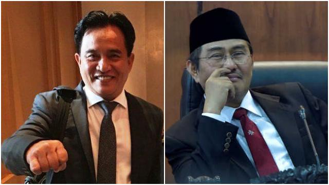 Reshuffle Versi Relawan: Yusril Mensesneg, Jimly Jadi Mendikbud-Ristek