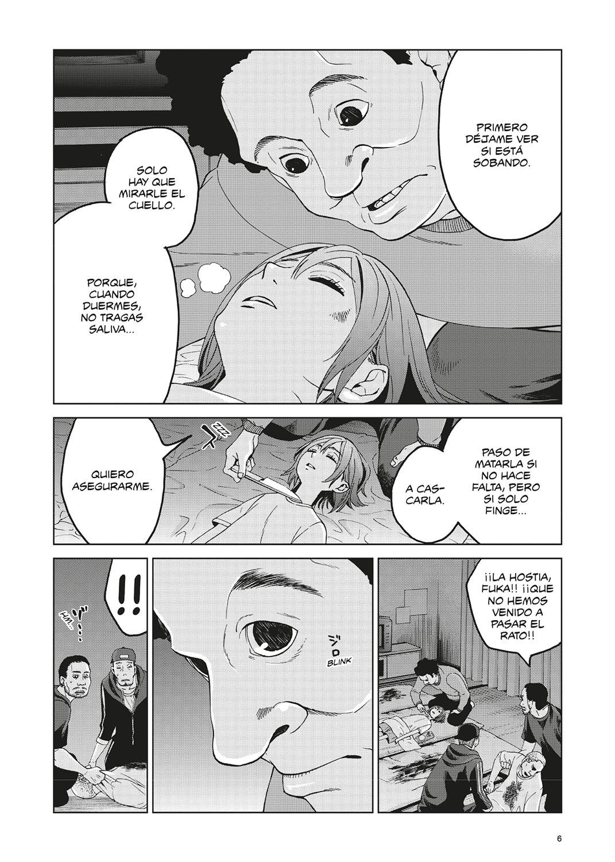 Manga: Review de Violence Action Vol.2 de Renji Asai y Shin Sawada - Norma Editorial