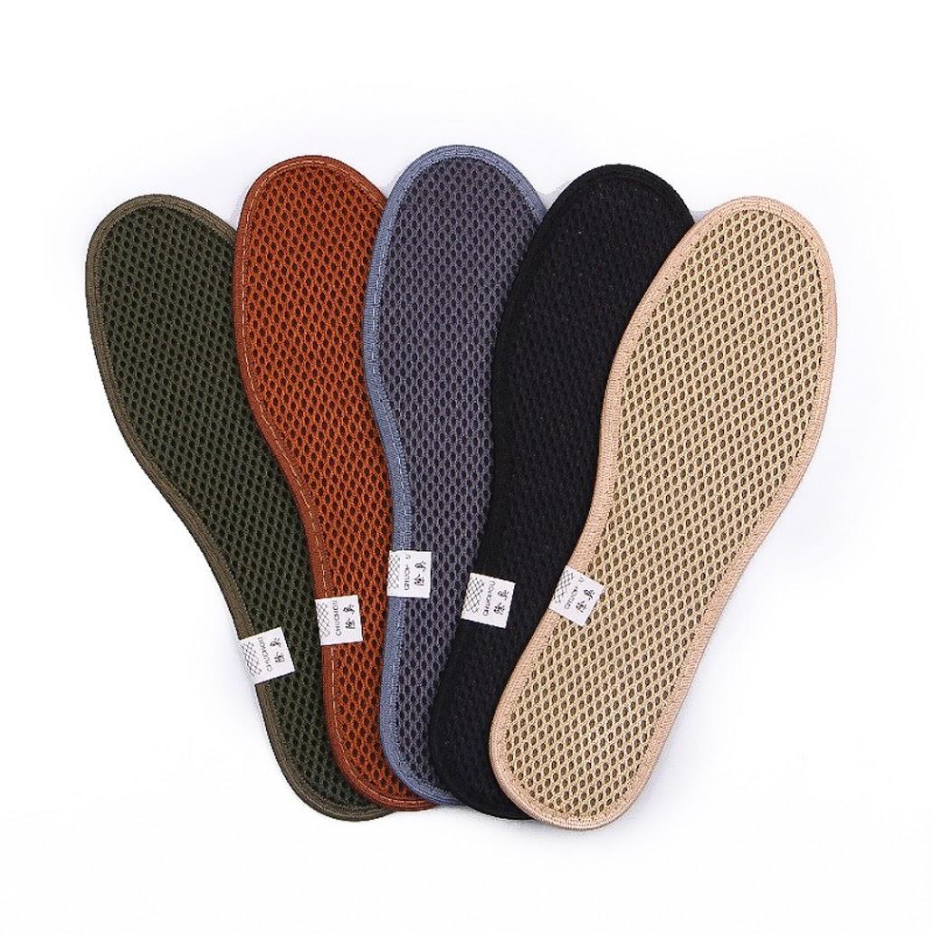 [A119] Địa điểm xưởng sản xuất các loại mẫu lót giày da chất lượng cao