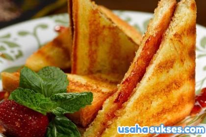Analisa Peluang Usaha Dan Rincian Modal Membuka Bisnis Roti Bakar
