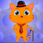 Play Games4King Gentleman Cat …