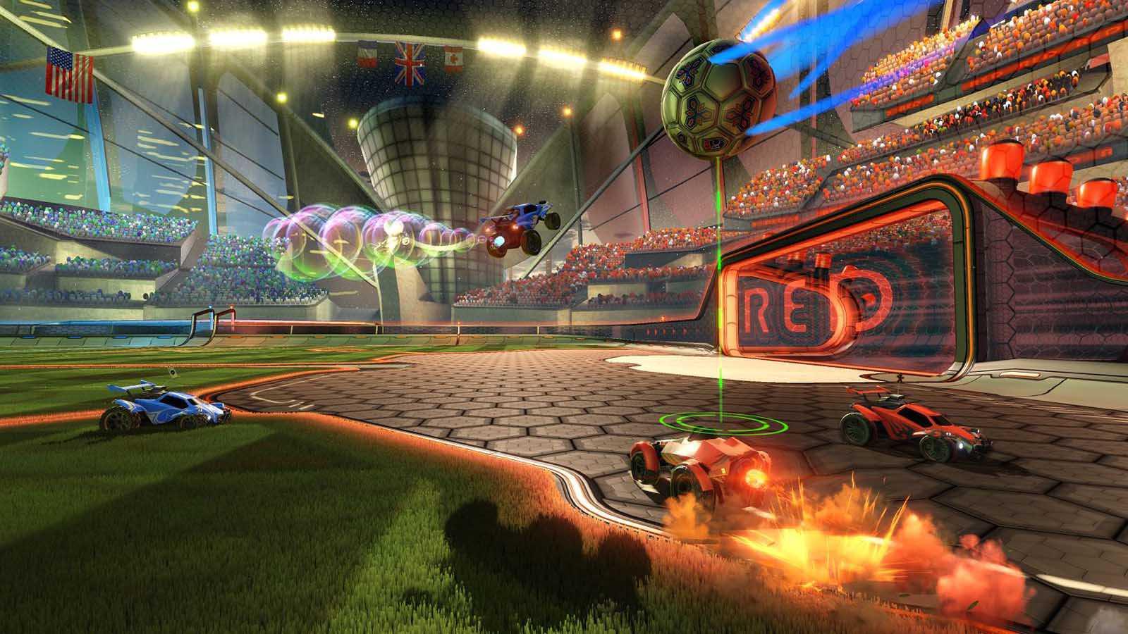 تحميل لعبة Rocket League مضغوطة كاملة بروابط مباشرة مجانا