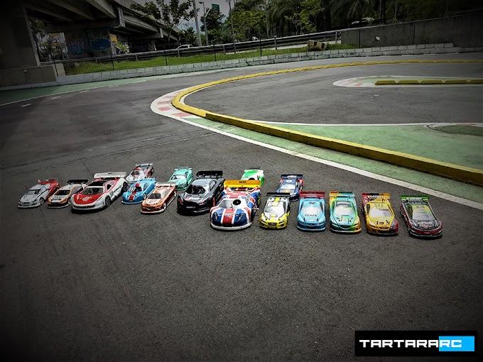 Imagens do TD 19/10 no Mini autódromo