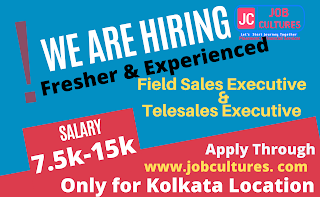 Sales executive &Tele Caller,   Freshers Can Apply