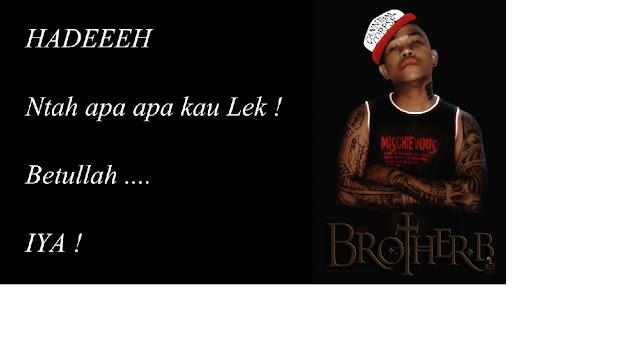 [Diss YoungLex] Brother.B. - Tendangan 1000 Bayangan (Kau itu Batak Lek)