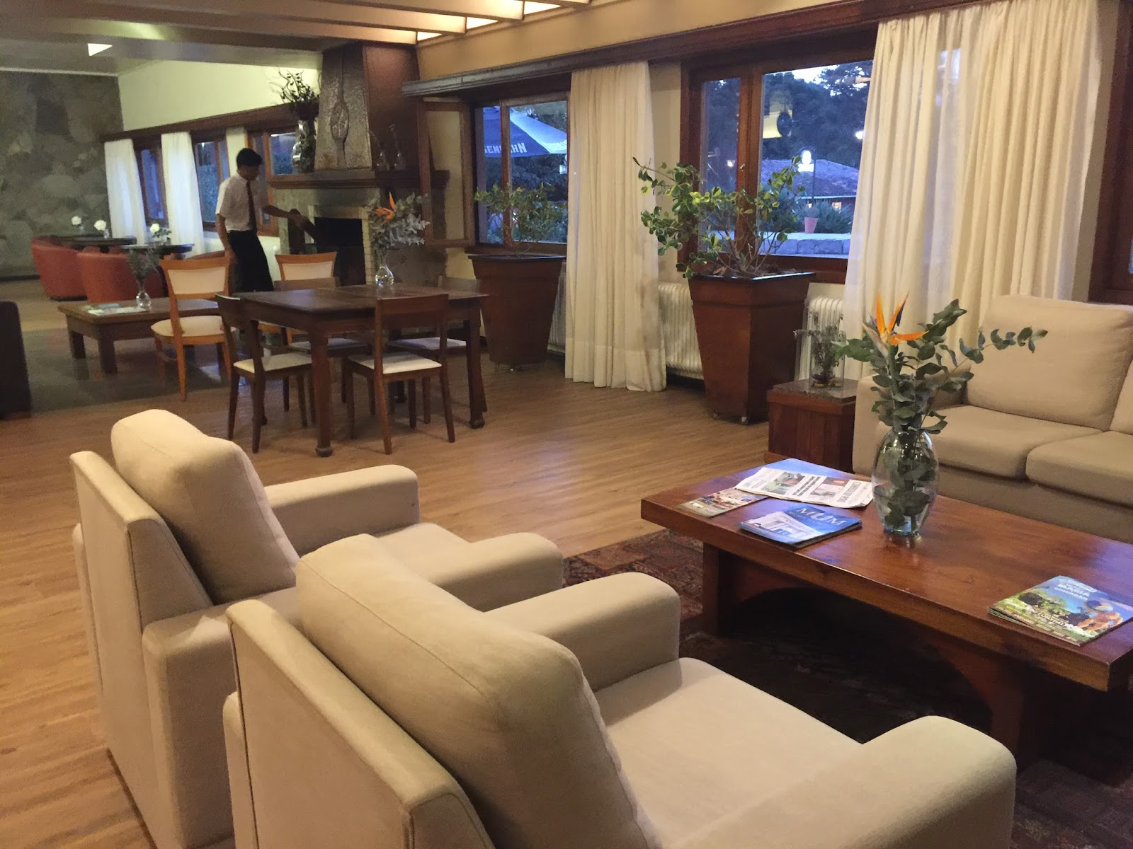 Sala Grande Hotel Canela