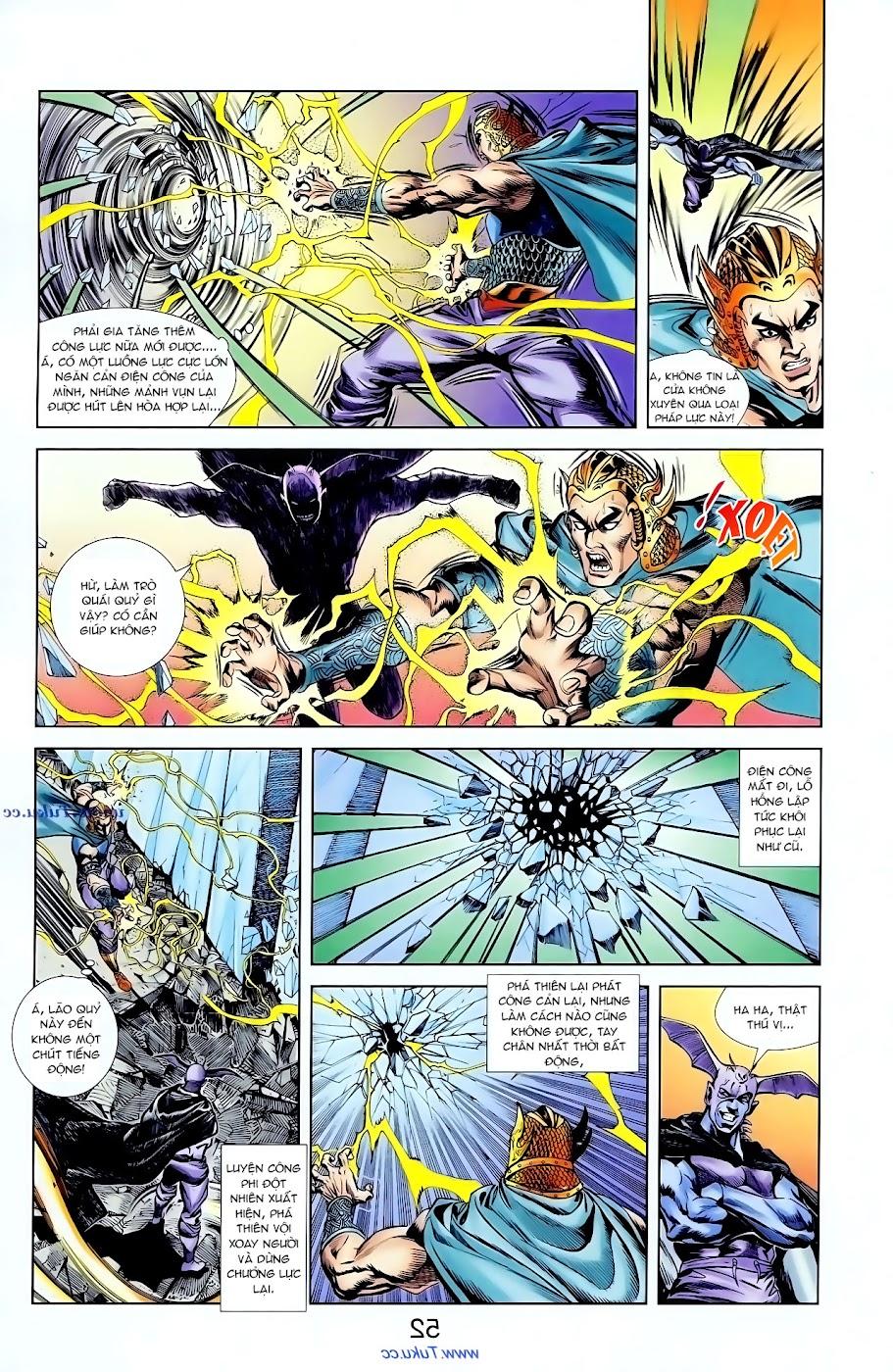 Cơ Phát Khai Chu Bản chapter 97 trang 9