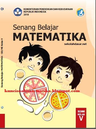 kunci jawaban buku tematik senang belajar matematika kelas 5