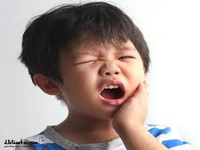 أسباب حساسية الاسنان المفاجئ .