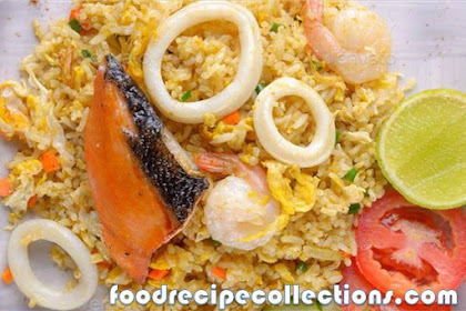 BEST FRIED RICE SEAFOOD RECIPE