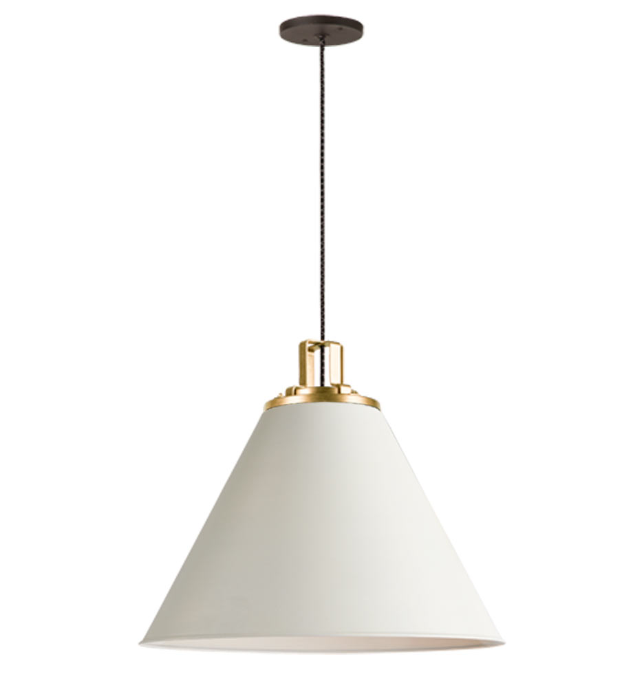 Get The Look Overscale Lighting: Brightsides: Goodman Pendant Lighting: Get This Look For Less