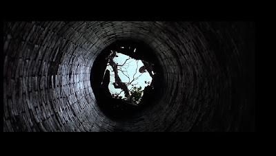 Batman Begins Wayne Manor Tunnel