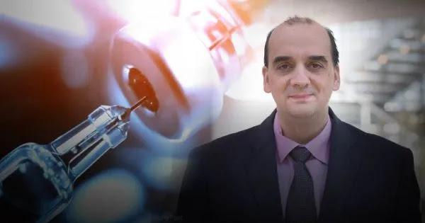 Φαρσαλινός: «Οι καταγεγραμμένοι θάνατοι μετά τον εμβολιασμό κατά Covid-19 είναι οι περισσότεροι στην ιατρική ιστορία»