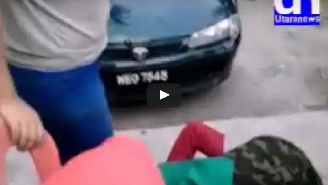 VIDEO: Karena Kejadian Ini, Gadis Yatim Dipaksa Cium Kaki Anak Pemilik Restoran