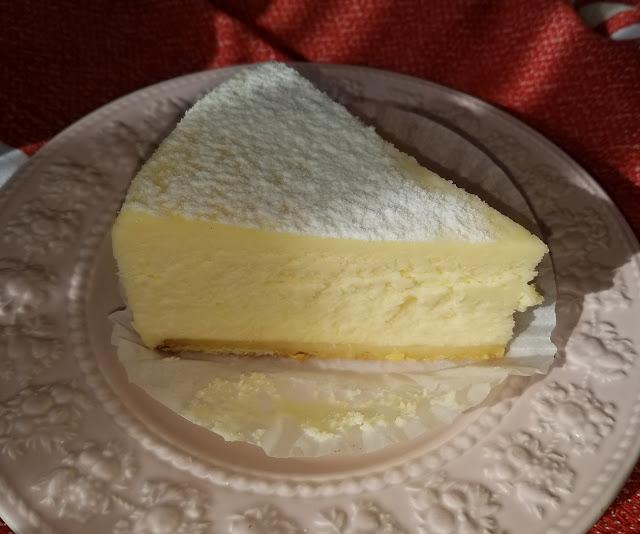 Muddings Bakery, Glen Waverley, cheesecake