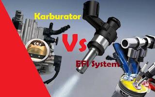 Kelebihan Mesin Dengan Teknologi EFI Dibandingkan Dengan Karburator Pada Mobil Bensin