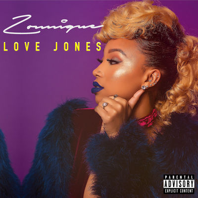 Zonnique - Love Jones (EP) - Album Download, Itunes Cover, Official Cover, Album CD Cover Art, Tracklist