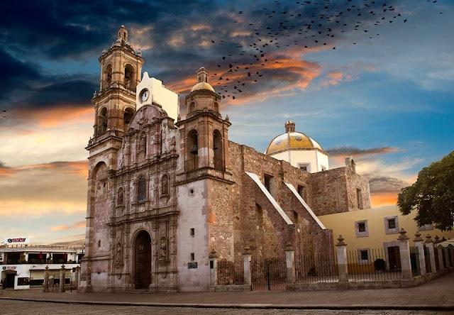 Templo San Marcos Aguascalientes