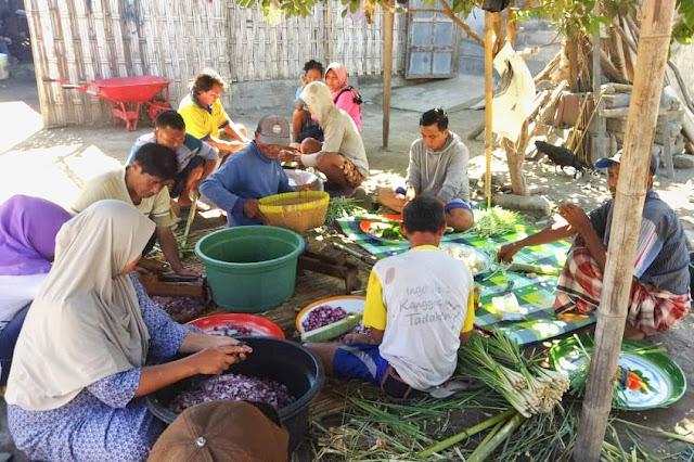 Begawe, tradisi Suku Sasak yang masih eksis di era moderen