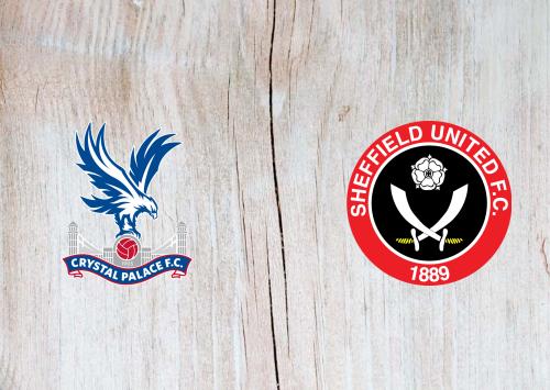 Crystal Palace vs Sheffield United -Highlights 02 January 2021