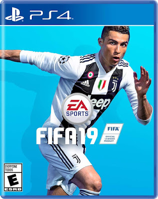 Fifa 19 Game Cover Ps4 Standard
