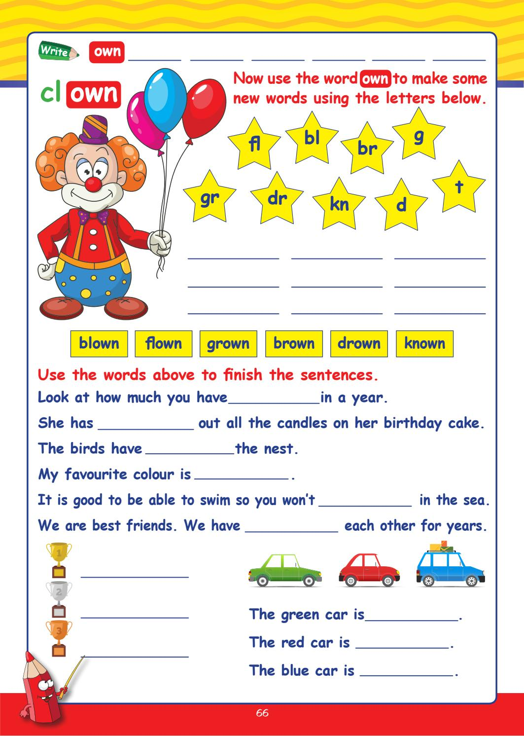 Download Spelling Made Fun Pupils Workbook C