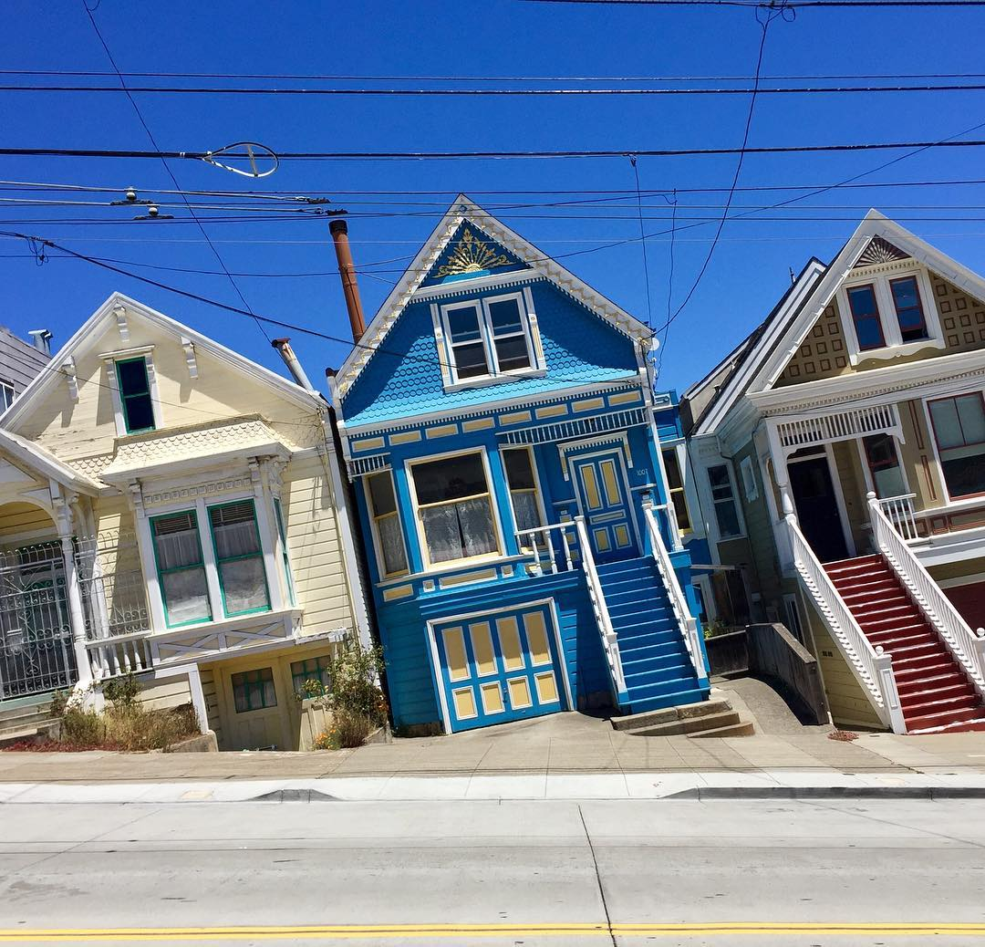 Noe Valley SF: 2017