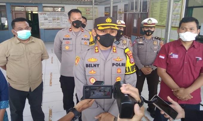 Kapolres Pandeglang Pastikan Tidak Ada Raja Kerajaan Angling Darma di Kabupaten Pandeglang