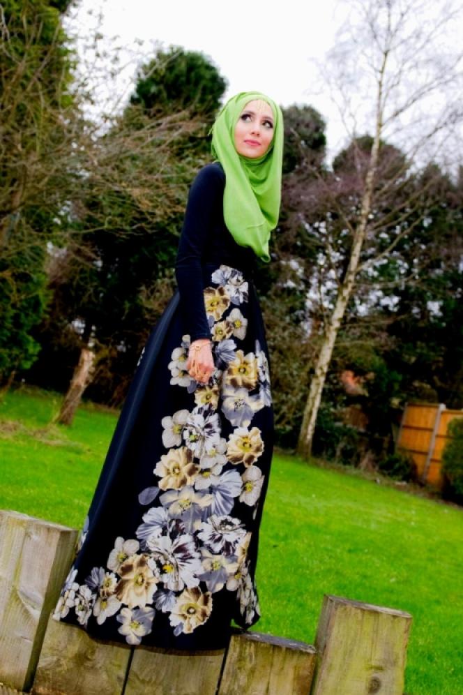 Konsep Foto Model Hijab Igo dalam Fotografi Hijab berkebaya