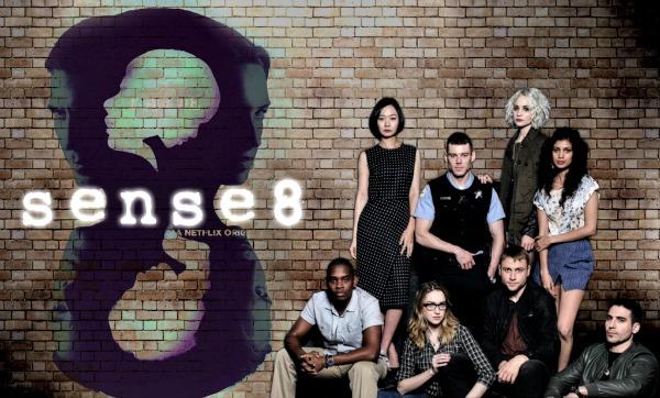 Sense 8 , O que vejo na Netflix