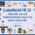 GuruInovatif.id Menjadi Solusi Transformasi Kualitas Guru Masa Kini